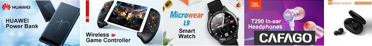 Kaufen Sie Ihre coolen Gadgets nur auf CAFAGO.com